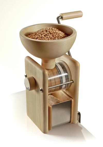 Picture of Manual grain mill