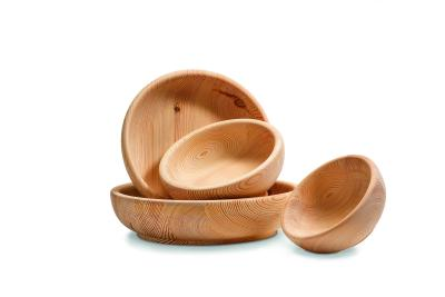 Picture of Wooden bowl - 25cm