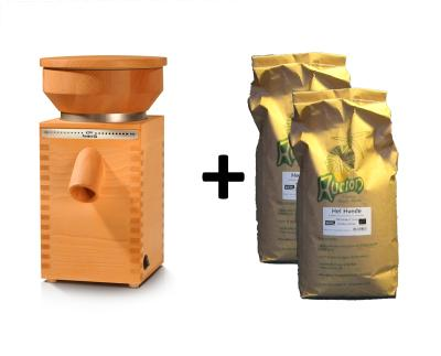 Picture of Fidibus XL + 10 kg whole grains